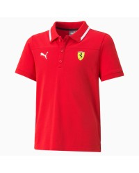Camisa Polo Puma Ferrari Race / Vermelha